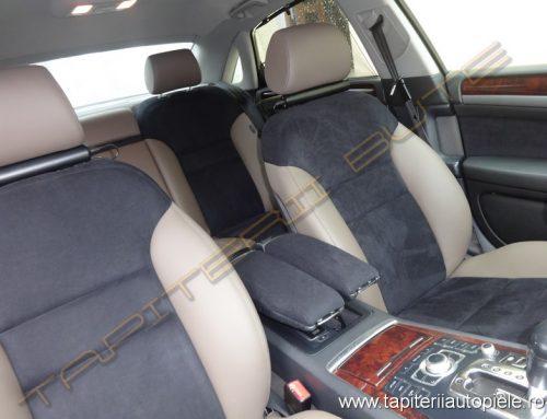 Audi A8 – Tapiterie piele