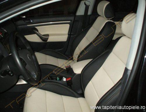 VW Golf 5 – Tapiterie piele