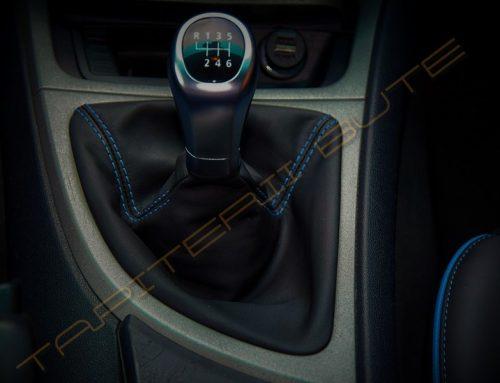 BMW – Tapiterie piele